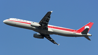 A picture of B6920 - Airbus A321231 - Sichuan Airlines - © YuPeng Liu