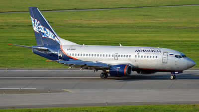 VP-BRP - Boeing 737-505 - Nordavia Regional Airlines