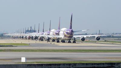 VTBS - Airport - Ramp