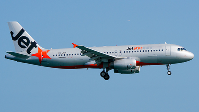 9V-JSH - Airbus A320-232 - Jetstar Asia Airways