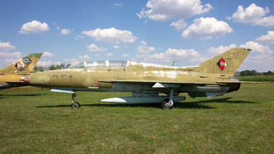 251 - Mikoyan-Gurevich MiG-21U-400 Mongol A - German Democratic Republic - Air Force