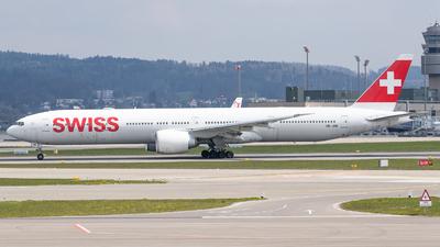 HB-JNK - Boeing 777-300ER - Swiss