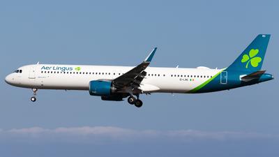 A picture of EILRC - Airbus A321253NX - Aer Lingus - © Florencio Martin Melian