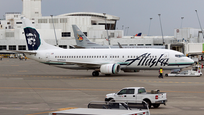 N769AS - Boeing 737-4Q8 - Alaska Airlines