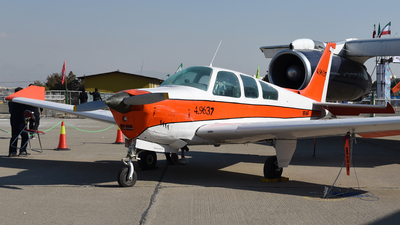 4-9637 - Beechcraft F33 Bonanza - Iran - Air Force