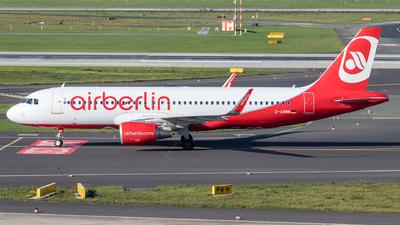 D-ABNM - Airbus A320-214 - Air Berlin