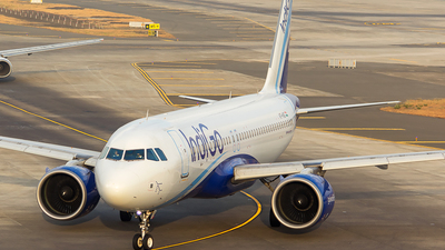 VT-IVG - Airbus A320-271N - IndiGo Airlines