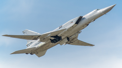 34 - Tupolev Tu-22M3 Backfire - Russia - Air Force