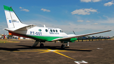 PT-OOT - Beechcraft C90 King Air - Helimed