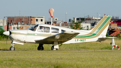 LV-MGT - Piper PA-28R-201 Arrow III - Private