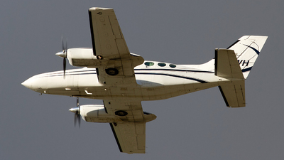 N34WH - Cessna 421C Golden Eagle - Private