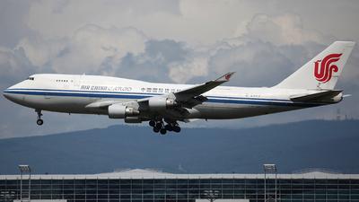 B-2477 - Boeing 747-433(SF) - Air China Cargo