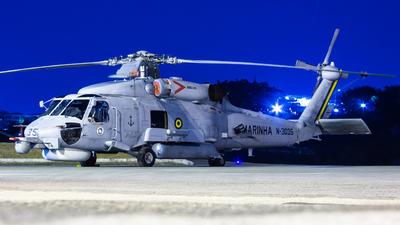 N-3035 - Sikorsky S-70B Seahawk - Brazil - Navy