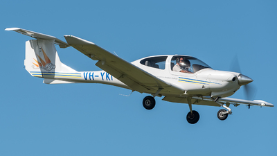 VH-YKI - Diamond DA-40 Diamond Star - Australian International Aviation College