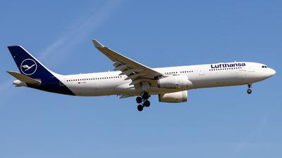 D-AIKI - Airbus A330-343 - Lufthansa