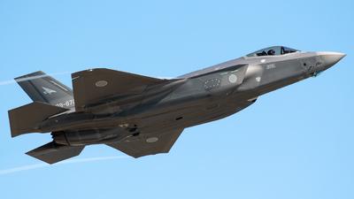 09-8722 - Lockheed Martin F-35A Lightning II - Japan - Air Self Defence Force (JASDF)
