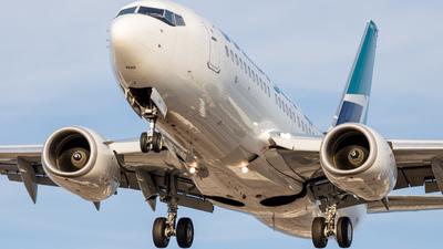 C-GVWJ - Boeing 737-7CT - WestJet Airlines