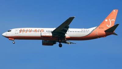 HL7779 - Boeing 737-85F - Jeju Air