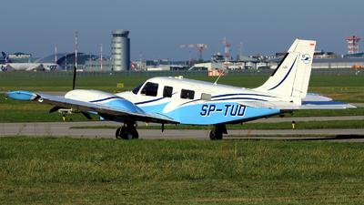 SP-TUD - Piper PA-34-220T Seneca V - OKL - Aviation Training Centre of Rzeszow Technical University