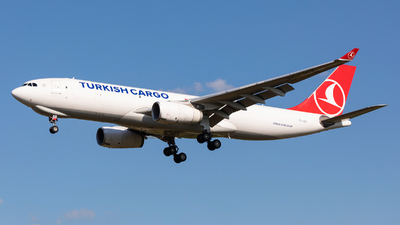 A picture of TCJOZ - Airbus A330243F - Turkish Airlines - © Oleksandr Smerychansky