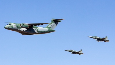FAB2856 - Embraer KC-390 - Brazil - Air Force