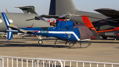 CC-ETI - Aérospatiale AS 350B3 Ecureuil - Chile - Police