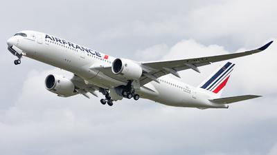 F-WZGF - Airbus A350-941 - Air France