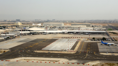 OKBK - Airport - Airport Overview