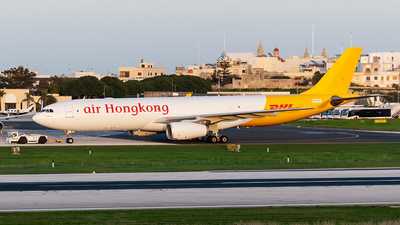 M-EKSL - Airbus A330-343P2F - Air Hong Kong