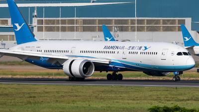 B-1567 - Boeing 787-9 Dreamliner - Xiamen Airlines