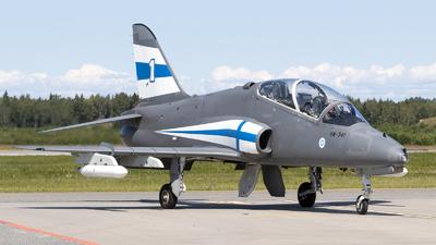 HW-341 - British Aerospace Hawk Mk.51 - Finland - Air Force