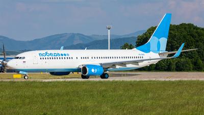 A picture of VQBHD - Boeing 7378LJ - Pobeda - © Radim Koblížka