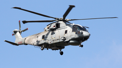 ZH856 - Agusta-Westland Merlin HM.2 - United Kingdom - Royal Navy