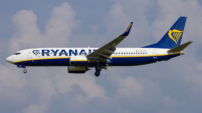 EI-FZC - Boeing 737-8AS - Ryanair