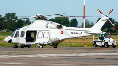 A picture of GSNSA - AgustaWestland AW139 - CHC Helikopter Service - © Dutch