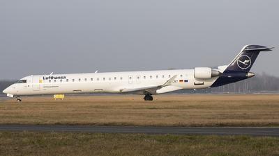 D-ACNT - Bombardier CRJ-900LR - Lufthansa Regional (CityLine)