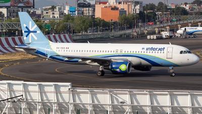 A picture of XAYES - Airbus A320214 - [4933] - © Antonio Velasco Cruz
