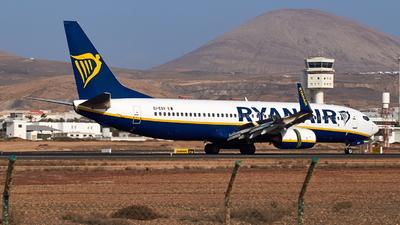 A picture of EIESV - Boeing 7378AS - Ryanair - © JakkoFly