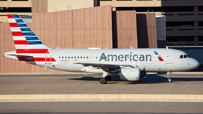 N776XF - Airbus A319-112 - American Airlines