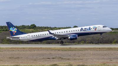 PR-AXO - Embraer 190-200IGW - Azul Linhas Aéreas Brasileiras