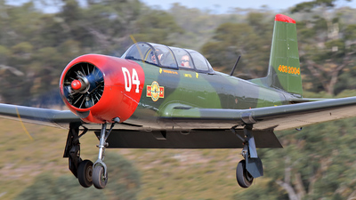 VH-BIY - Nanchang CJ-6 - Private