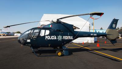 A picture of XCCPF - Airbus Helicopters H120 Colibri - [1142] - © Hector Montes de Oca