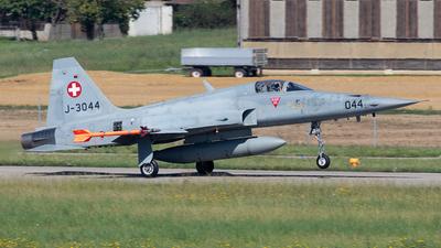 J-3044 - Northrop F-5E Tiger II - Switzerland - Air Force