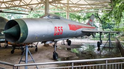 055 - Shenyang J-8 - China - Air Force