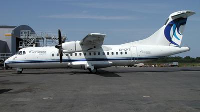 EI-CPT - ATR 42-300 - Aer Arann Express