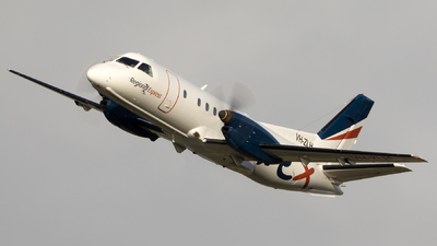 A picture of VHZLH - Saab 340B - Regional Express - © Nathan Long