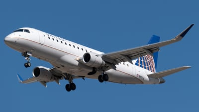 N82314 - Embraer 170-200LR - United Express (Mesa Airlines)