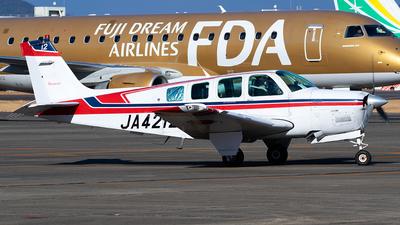 JA4212 - Beechcraft A36 Bonanza - SGC Saga Aviation