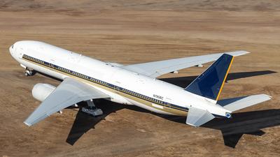 N785BC - Boeing 777-212(ER) - Untitled