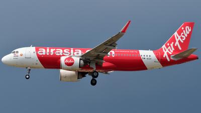 9M-AGV - Airbus A320-251N - AirAsia